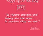 In theory, practice and theory are the same