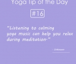 Yoga Music can help Meditation