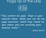Yoga is your natural state