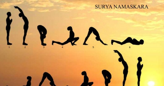 Surya Namaskar (Sun Salutation) Sequences