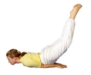 Yoga For Stretching