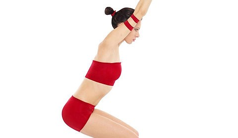 Utkatasana yoga pose