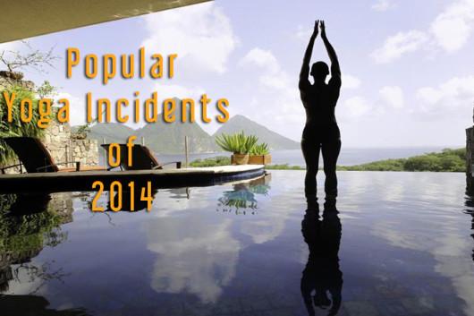 Yoga Indicent 2014