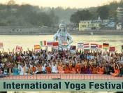 Annual International Yoga Festival in Rishikesh – India