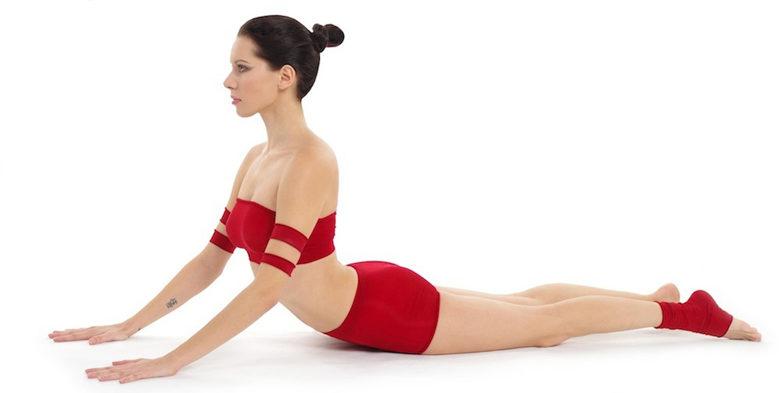 Bhujangasana Asana (Cobra Yoga Pose)