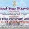 Gujarat Yoga Utsav 2017