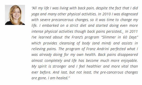 Anja Furlan testimonial