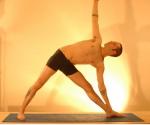 triangle yoga pose jbrown