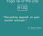 132-Everything depends on your mental attitute