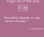138-Everything depends on your mental attitude