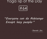 Everyone can do Ashtanga