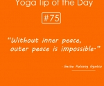 Inner-outer peace