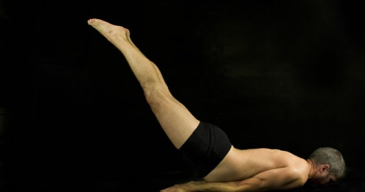 Salabhasana (Locust Yoga Pose) for Lower back pain