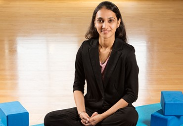Neha Gothe Yoga Research