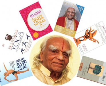 Yoga Books by BKS Iyengar