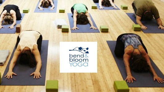 bend and bloom yoga