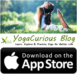 YogaCurious Blog iOs App