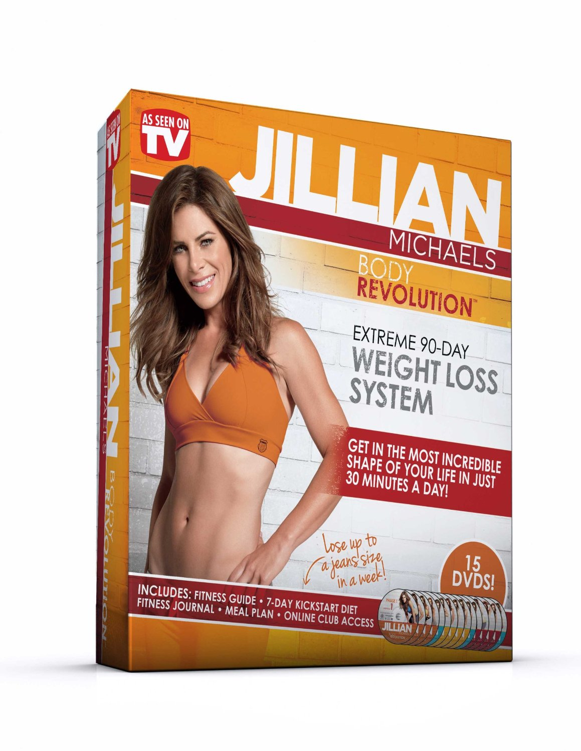 Fitness workout dvds