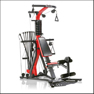 Bowflex home gym machine