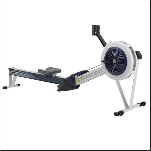 Concept2 model D rower