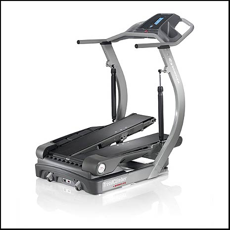 Bowflex TC20 treadclimber for multi-users