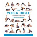 The Yoga Bible Yoga Book by Christina Brown