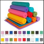 Deluxe Yoga Mat by YogaAccessories