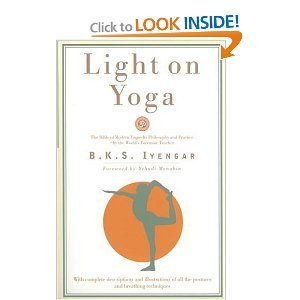Yoga Book by BKS iyengar