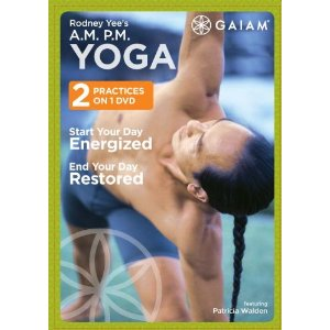 AM PM Yoga dvd for beginners