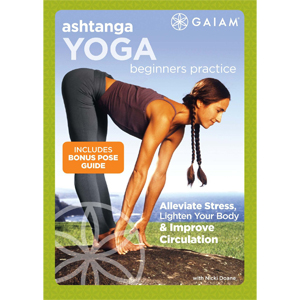 Ashtanga Yoga - Beginners Practice DVD