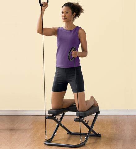 Gaiam YogaCise with Power Cords