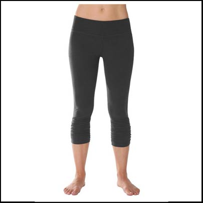 Beyond yoga gathered Leggings