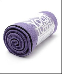 Hot yoga towels for yoga mats